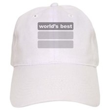 World's Best Baseball Cap