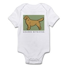 Conformation Golden Infant Bodysuit