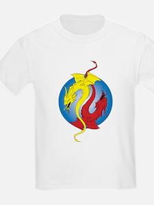 2 Dragons T-Shirt