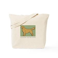 Conformation Golden Tote Bag