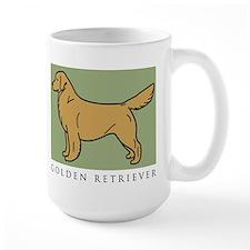 Conformation Golden Mug