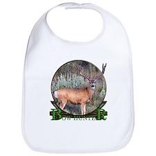 bow hunter, trophy buck Bib
