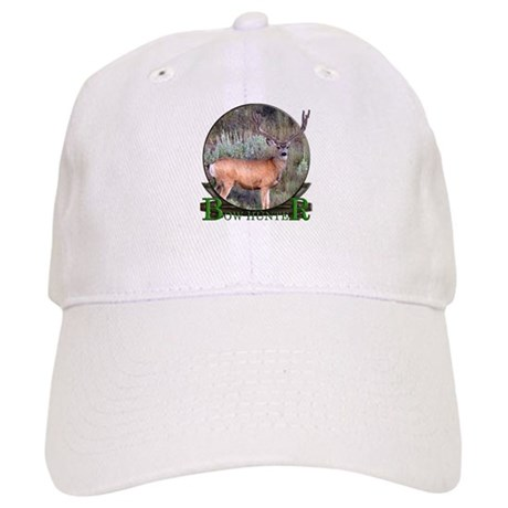 bow hunter, trophy buck Cap