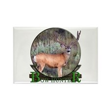 bow hunter, trophy buck Rectangle Magnet (10 pack)