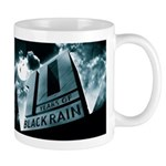 10 years of Black Rain - Label Mug