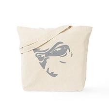 The NV Logo (Grey) Tote Bag