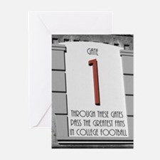 NU #1 FANS Greeting Cards (Pk of 10)