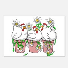 Chicken In Every Pot Postcards (Package of 8)