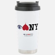 I Mosque NY Travel Mug