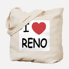 I heart Reno Tote Bag