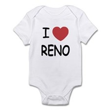 I heart Reno Infant Bodysuit