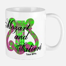 Mozart and Salieri are Total Mug