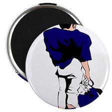 FOOTBALL *22* {blue} Magnet