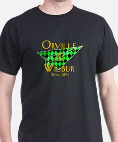 Orville and Wilbur Total BFFs T-Shirt