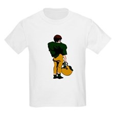 FOOTBALL *22* {green/gold} T-Shirt