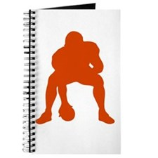 FOOTBALL *23* {orange} Journal