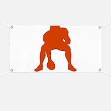FOOTBALL *23* {orange} Banner