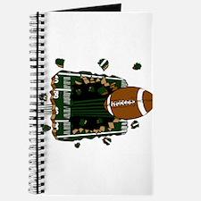 FOOTBALL *24* {green} Journal