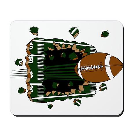 FOOTBALL *24* {green} Mousepad