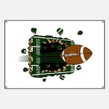 FOOTBALL *24* {green} Banner