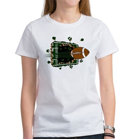 FOOTBALL *24* {green} Women's T-Shirt