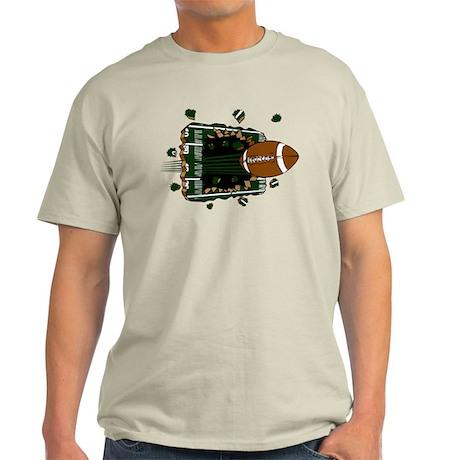 FOOTBALL *24* {green} Light T-Shirt
