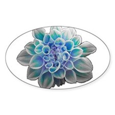 Funny Artistic flower Decal