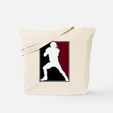 FOOTBALL *26* {crimson/white} Tote Bag