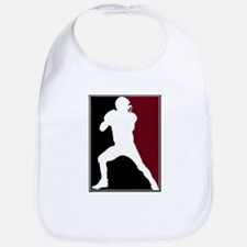 FOOTBALL *26* {crimson/white} Bib