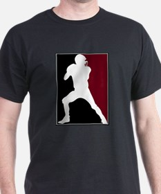 FOOTBALL *26* {crimson/white} T-Shirt