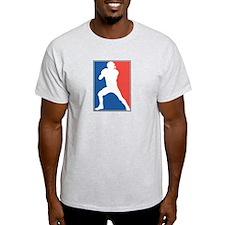 FOOTBALL *26* {red/white/blue T-Shirt