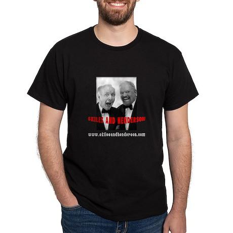 Skiles and Henderson black t-shirt