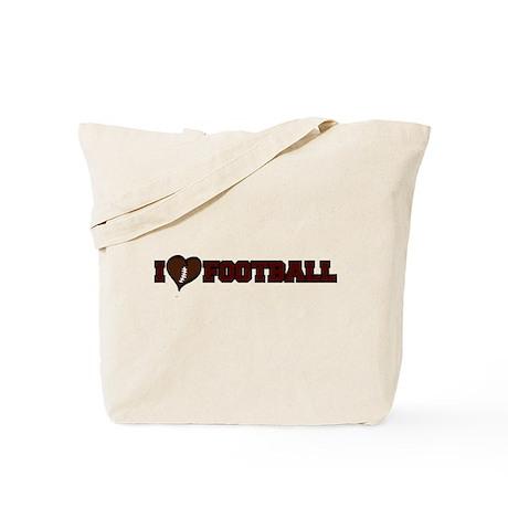 FOOTBALL *38* {crimson} Tote Bag