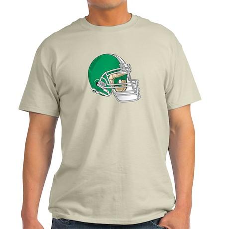 HELMET *4* {green} Light T-Shirt