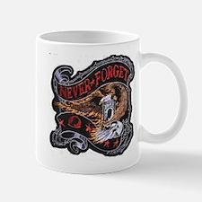 pow/mia never again Mug
