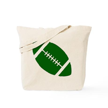 FOOTBALL *1* {green2} Tote Bag
