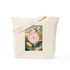 Bud and Blossom Tote Bag