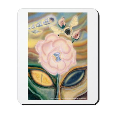 Bud and Blossom Mousepad