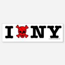 New York Sticker (Bumper)