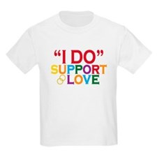 I Do Support Gay Marriage T-Shirt