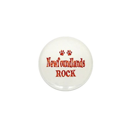 Newfoundland Mini Button (10 pack)