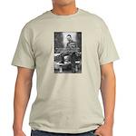 Albert Camus Philosophy Quote Ash Grey T-Shirt