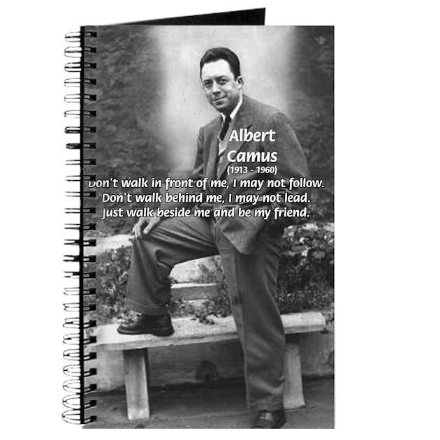 Albert Camus Quotes: Albert Camus Philosophy Quote Journal By Philosophy_shop