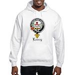 Leavy Clan Crest badge Hooded Sweatshirt
