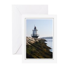 Spring Point Light Greeting Cards (Pk of 10)