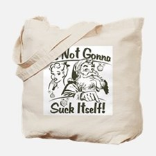 Bad Bad Santa! Tote Bag