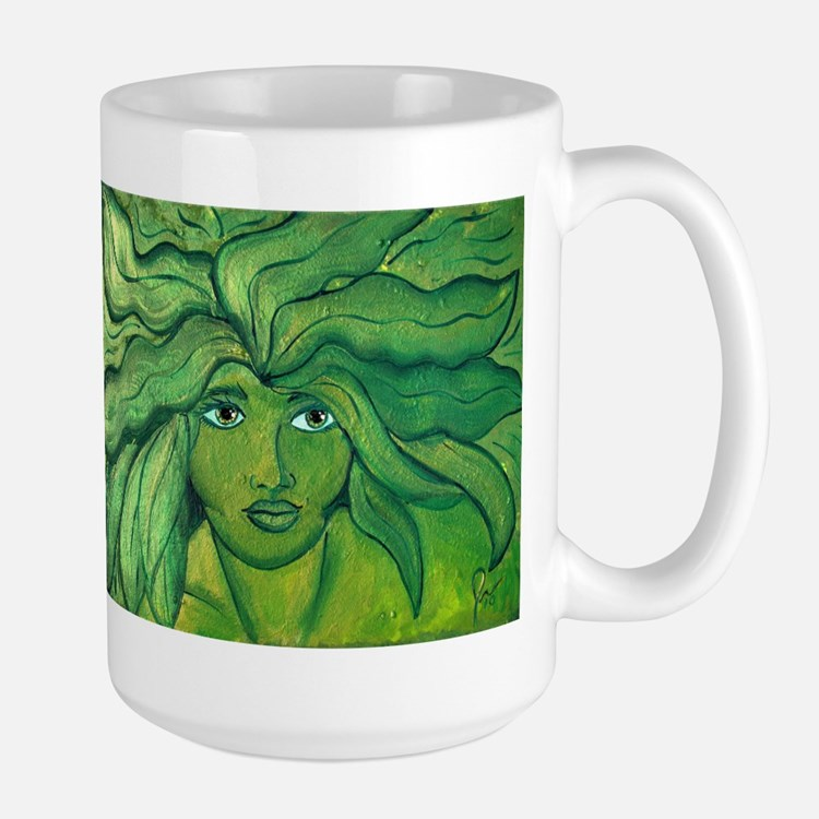 Greenwoman Mug