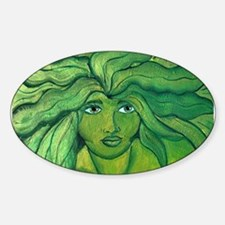 Greenwoman Decal