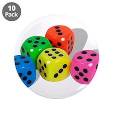 "Bright Chances 3.5"" Button (10 pack)"