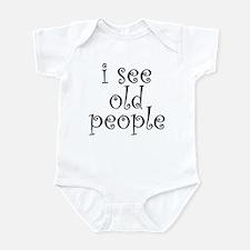 Unique Sixth sense Infant Bodysuit